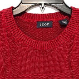 Elegant IZOD Men's Round Neck Sweater